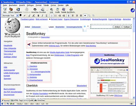 SeaMonkey Free Download For Windows 10, 8 1, 8, 7, XP